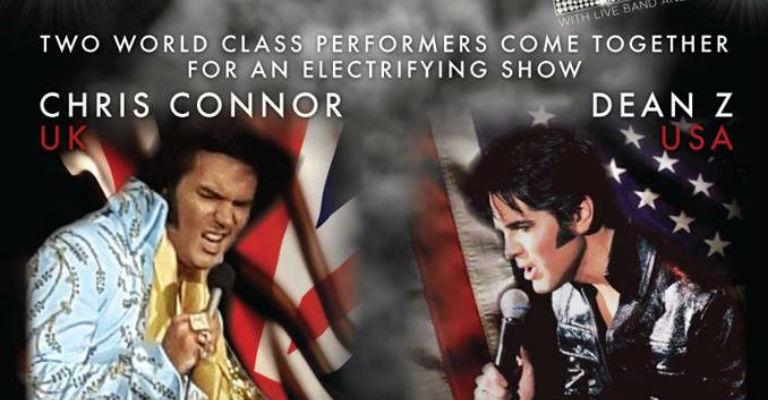 Chris Connor Elvis Tour