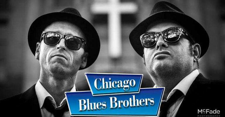 a904fca93bc WIN one of two pairs of tickets to see The Chicago Blues Brothers at  Newcastle City Hall