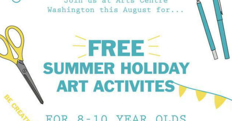 Free Summer Holiday Art Activities for 8 – 10 year olds | What's on